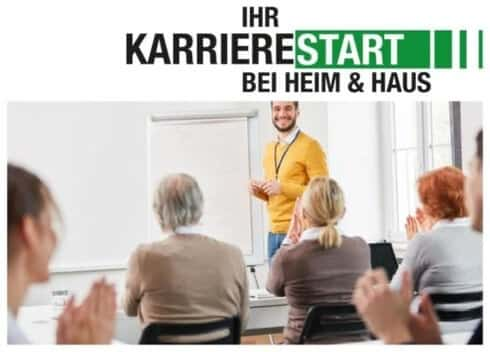 Karriere Start bei Heim & Haus